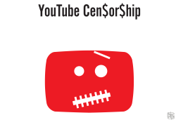 You Tube Censorship by NEMØ
