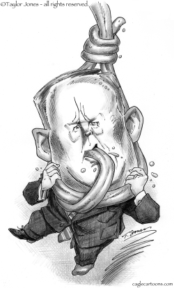 Sean Spicer by Taylor Jones