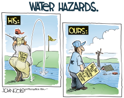 LOCAL NC Water hazards by John Cole