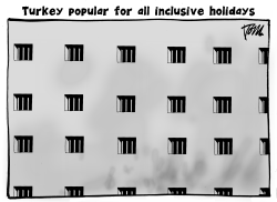 Turkey all inclusive by Tom Janssen