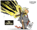 Trump's crutch by John Cole, The Scranton Times-Tribune