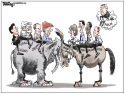 Florida Guv Candidates Florida local by Bill Day, Cagle Cartoons