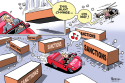Russia and sanctions by Paresh Nath, The Khaleej Times, UAE