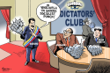 Maduro in Dictators' club by Paresh Nath, The Khaleej Times, UAE