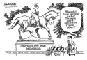 Confederate Memorials by Jimmy Margulies, Politicalcartoons.com