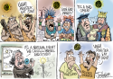 Eclipse History by Joe Heller, PoliticalCartoons.com