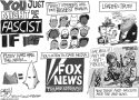Fascist Test by Pat Bagley, Salt Lake Tribune