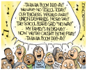 LOCAL PA Teachers' strike singalong by John Cole, The Scranton Times-Tribune