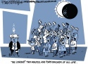 Eclipsed by David Fitzsimmons, The Arizona Star