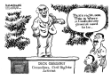 Dick Gregory Obituary by Jimmy Margulies, Politicalcartoons.com