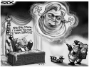 Bannon Buster by Steve Sack, The Minneapolis Star Tribune
