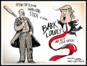 Teddy Roosevelt Trump by J.D. Crowe, Alabama Media Group/AL.com