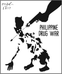 Philippines Drug War by Deng Coy Miel, Singapore
