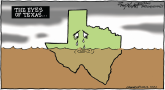 Houston Flood by Bob Englehart, CagleCartoons.com
