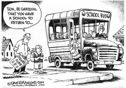 Back to school 2017 by Dave Granlund