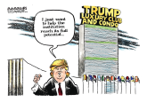 Trump at the UN by Jimmy Margulies, Politicalcartoons.com