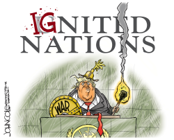 Ignited Nations by John Cole
