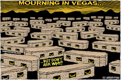 Mourning in Vegas by Wolverton