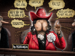 Trump -Soldier -Frederica Wilson by Sean Delonas