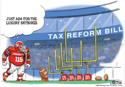 High Pressure Kick For Tax Reform by RJ Matson