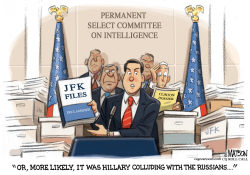 Republicans Look To JFK Files For Hillary Russia Collusion Evidence by RJ Matson