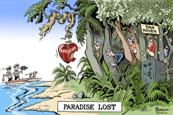 Paradise Papers by Paresh Nath