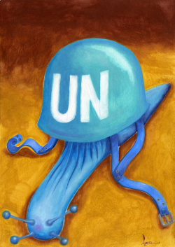 united nations by Jean Dobritz