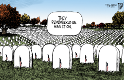 They Remembered Us by Bruce Plante