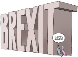 Progress in Brexit negotiations according to Brussels. by Neils Bo Bojeson
