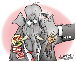 Moore and the GOP by John Cole