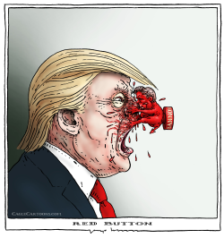 red button by Joep Bertrams