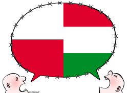 Poland and Hungary Demand a Bigger Say by Neils Bo Bojeson