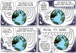 Shootings by Joe Heller
