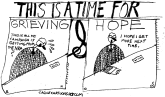 Grieving and Hope by Randall Enos, Easton, CT