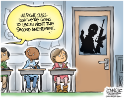 Second Amendment lesson by John Cole