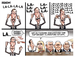 Jared LaLaLa by Steve Sack
