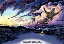 Easter by Joe Heller