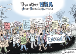 March for our Lives by Joe Heller