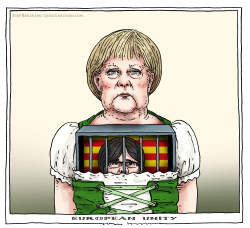 european unity by Joep Bertrams