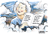 Lasting Legacy by Jeff Koterba, Omaha World Herald, NE