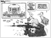 Marion Hammer NRA by Bill Day, Tallahassee, FL