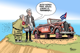 Cuban leadership by Paresh Nath, The Khaleej Times, UAE