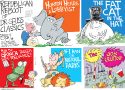 GOP Seuss by Pat Bagley