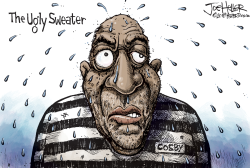 Bill Cosby by Joe Heller