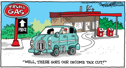 Gas Prices by Bob Englehart