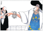EU migration deal by Michael Kountouris, Greece