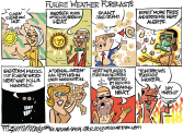 Hot by David Fitzsimmons, The Arizona Star, Tucson, AZ