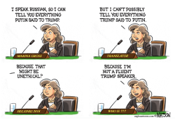 Helsinki Summit Translator by RJ Matson