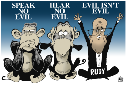 RUDY GIULIANI AND THE TRUTH,  by Randy Bish