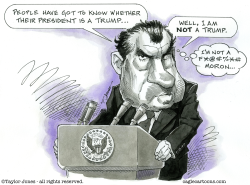 Worse than Nixon -  by Taylor Jones